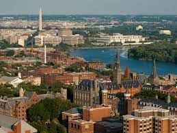Picture of Georgetown University campus